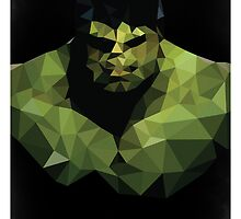 Polygon HULK by Matthew Bonnington