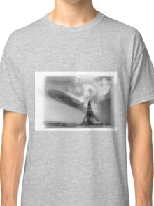 Hindenburg Disaster Classic T-Shirt