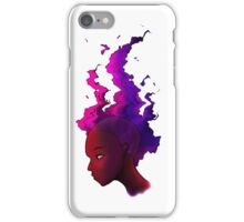 Flame Girl iPhone Case/Skin