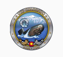 SSN-788 USS Colorado Crest Unisex T-Shirt