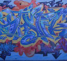 World street graffiti - Statik by grafhunter