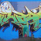World street graffiti - Easy by grafhunter