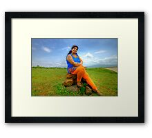 In this Beautiful World #2 Framed Print