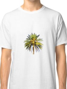 Large palm tree with dates Classic T-Shirt