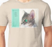 "Cat Eye ""Ho! Ho! Ho!"" Unisex T-Shirt"