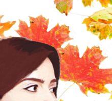 Clara Oswald: Impossible Girl Sticker