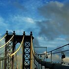 NY Bridge by Lyndsey O'Connell