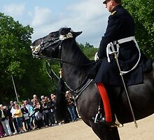 Horse Guards Parade, London by Fathers