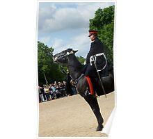 Horse Guards Parade, London Poster