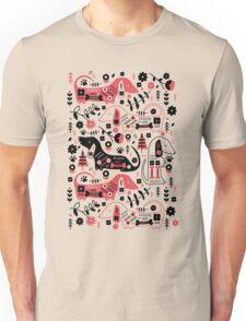 Dog Folk  Unisex T-Shirt