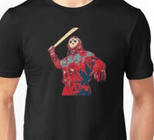 Friday the 13th Jason Vorhees Machete Chop Unisex T-Shirt
