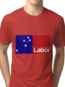 Australian Labor Party Logo Tri-blend T-Shirt