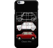 Classic Mini mark 1 iPhone Case/Skin