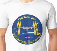 I Saw the ISS Unisex T-Shirt