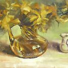 Amber Display by Patricia Seitz