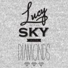 lucy with diamonds by marinapb