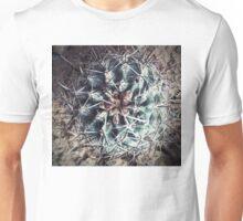 Fish Hook Cactus Unisex T-Shirt