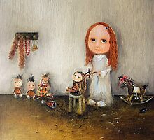 Small Barber by Monica Blatton