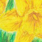 Daffodils by fliberjit