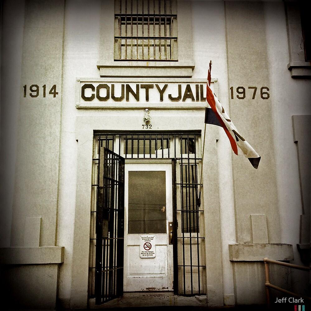 County Jail (Astoria #12) by Jeff Clark