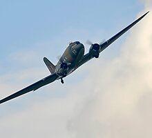 In flight. by Kit347