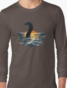 Jormungandr Long Sleeve T-Shirt
