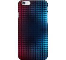 Retro funky pattern iPhone Case/Skin
