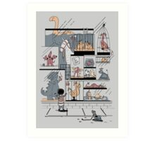 The Ultimate Pet Shop Art Print