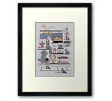 The Ultimate Pet Shop Framed Print