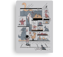 The Ultimate Pet Shop Canvas Print