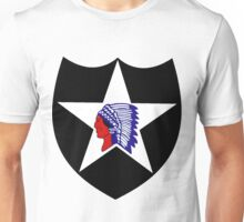 2nd Infantry Division Logo Unisex T-Shirt