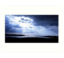 Carn Strand, Ardara, Co. Donegal Art Print