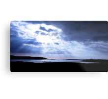 Carn Strand, Ardara, Co. Donegal Metal Print