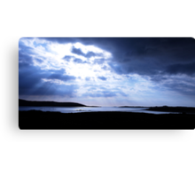 Carn Strand, Ardara, Co. Donegal Canvas Print