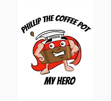 Phillip the Coffee Pot Unisex T-Shirt