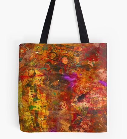 An Evening of Musical Notes & Lots of Bubbly Tote Bag