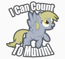 TShirtGifter Presents: I CAN Count to Muffin (MLP:FiM)