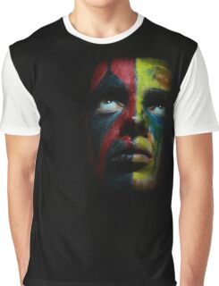 angry face Graphic T-Shirt