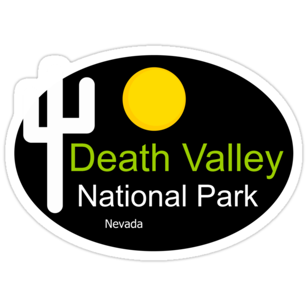 death valley national park Nevada t shirt by Tia Knight