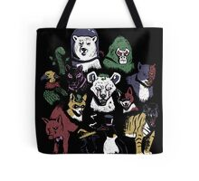 Predators of the Bat Tote Bag