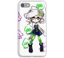 marie splatoon iPhone Case/Skin