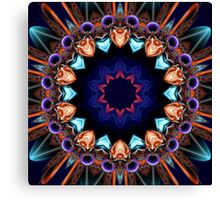 Kaleidoscope 11 Canvas Print