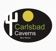 carlsbad caverns t shirt new mexico truck stop by Tia Knight