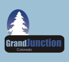 grand junction Colorado t shirt truck stop novelty by Tia Knight