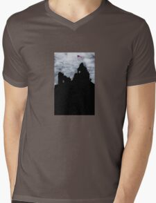 Sign of the times Mens V-Neck T-Shirt