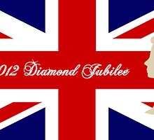 Queen Elizabeth II Diamond Jubilee by Natalie Kinnear