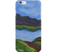 007 Landscape iPhone Case/Skin