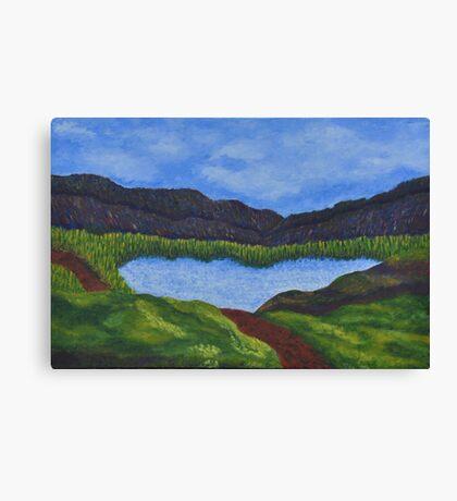007 Landscape Canvas Print