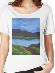 007 Landscape Women's Relaxed Fit T-Shirt