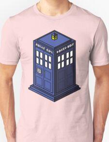 Pixel Tardis T-Shirt